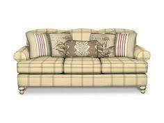 paula deen by craftmaster living room three cushion sofa p711750bd