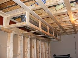 winning framing a basement ceiling for drywall how to frame your