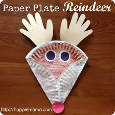 20 reindeer crafts for kids craft reindeer craft and white paper