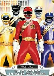 24 wild force images power rangers wild force