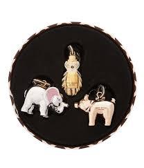 animal ornaments henri bendel