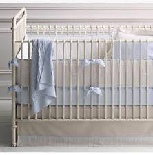 restoration hardware crib cribskirts u0026 dust ruffles ebay