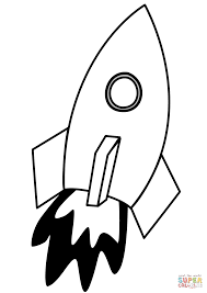 printable rocket ship coloring pages for kids inside theotix me