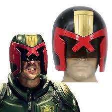 Judge Dredd Halloween Costume Judge Dredd Helmet Movie Costume Replica Mask Cosplay Props