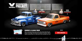 Classic Chevy Trucks 1965 - build your own 500hp chevy truck with valvoline