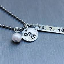 Personalized Necklaces For Her Best Custom Couples Necklace Products On Wanelo