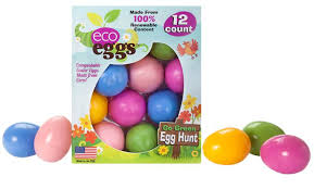 where to buy easter eggs compostable eco eggs easter eggs are made from plants inhabitots
