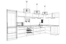 hauteur prise cuisine plan de travail hauteur plan de travail collection avec implantation cuisine