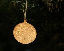 wooden ornament etsy