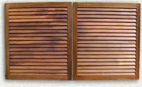 Louvered Cabinet Door Louvered Doors Cabinet Omega National Louver Panel Kit Louvered