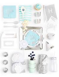 polka dot baby shower theme ideas with pictures and printables