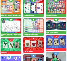 free pj masks hero app fun learning