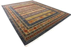 Area Rugs Columbia Sc World Menagerie Foret Machine Woven Blue Area Rug