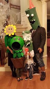 Zombie Family Halloween Costumes by 41 Best Halloween Plants Vs Zombies Images On Pinterest Zombie