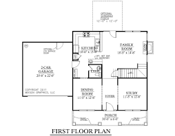 design house business plan hartwell 1st flr 01 southern heritage home designs house plan the