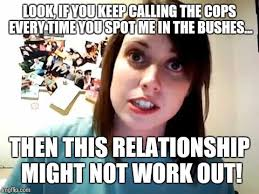 Memes Of 2012 - overly attached girlfriend serious memes imgflip