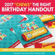 2017 lds primary birthday gift ideas choose the rights