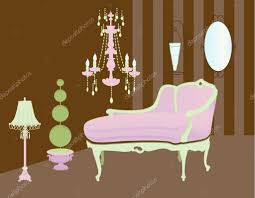 home accessories and decor living room u2014 stock vector lanan
