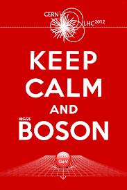 Original Keep Calm Meme - keep calm and higgs boson keep calm and carry on know your meme
