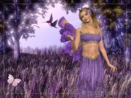 wallpapers purple fairies fairy free screensavers 1024x768