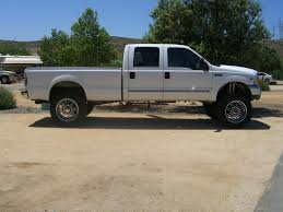 ford lifted lifted ford crew cab long bed 4x4 superduty kawasaki teryx forum