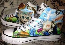sneaker designer designer airbrush shoes sneaker canvas graffiti style