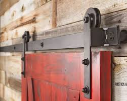 Barn Door Box Rail Door Antique Barn Door Hardware Industrial Bypass Box Rail Kit A