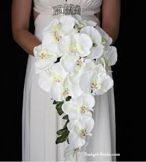 wedding flowers orchids phalaenopsis orchid wedding bouquet