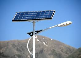 Las Vegas Tests Out Solar Powered Street Lights Sol Up Usa
