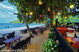thong nai pan yai beach koh phangan thailand many resorts here
