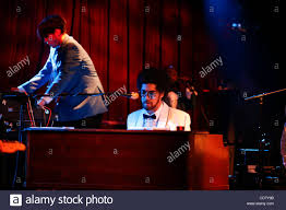 thomas callaway gnarls barkley performing at the highline ballroom on april 10