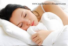 Obat Lelap tips cepat tertidur lelap tanpa obat media tips