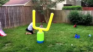 toddler sports field goal amazing kick toddler football