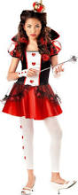 teen girls queen of hearts costume valentines day costumes