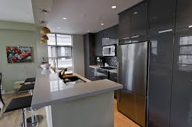 gray cabinets with black countertops white kitchen cabinets and black countertops morespoons 3b16eaa18d65