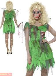 halloween zombie costume adults peter pan zombie costume mens ladies fairy pirate halloween
