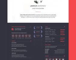 resume free beautiful sketch resume cv design template beautiful