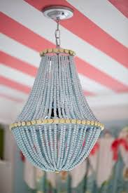 bead chandelier diy or buy empire style beaded chandeliers apartment therapy