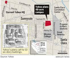 yahoo santa clara campus could house 12 000 workers u2013 the mercury news