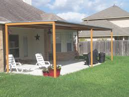 Aluminum Carport Awnings Covered Patio Kits Wood Home Outdoor Decoration