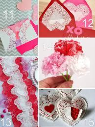 heart doilies 26 paper doily crafts the scrap shoppe