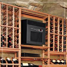 Wine Cellar Wall - learn about wine cellar cooling units wine enthusiast