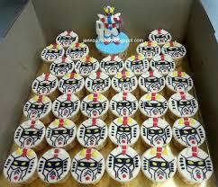 bob the builder cupcake toppers jenn cupcakes muffins transformers jenn cupcakes muffins gundam cupcakes