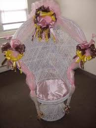 baby shower chairs how to decorate a baby shower chair inspect home