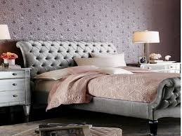 luxury tufted upholstered headboard and footboard 12 for your king