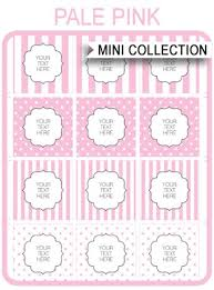 printable templates baby shower baby shower label templates ba shower water bottle labels template