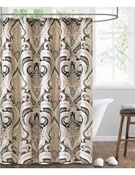 Echo Design Curtains Modern And Luxury Shower Curtains Echo Design Grey Paisley Curtain