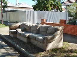 no furniture green guy recycling