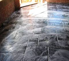 cleaning sealing slate flagstone tiles in fareham tile