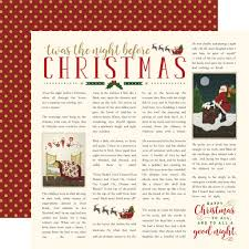 twas the night before christmas volume 1 6x6 paper pad u2013 country